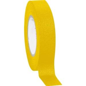 Gewebeband 800 kunststoffgeschützt reißfest gelb 25m