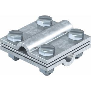 Kreuzverbinder 8-10mm V4A