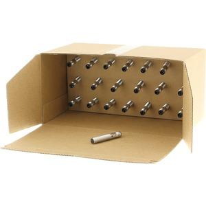 Näherungssensor induktiv 20er Box Schaltabstand Sn=2mm bündig Edelst.
