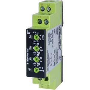 Spannungsüberwachungsrelais E1YM400VS10 1 und 3 phasig 1 Wechsler