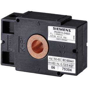 Zub. für Leisten 3NJ41 Gr.NH1-3 integrierbare Stromwandler 400/5A Kl.