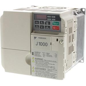 Frequenzumrichter J1000 4.0 kW 9.2 A 400 VAC 3-phasig U/F-Steuerung