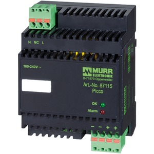 Schaltnetzteil Picco 1PH IN 110-230VAC OUT 24-28VDC 2,5A Federzug