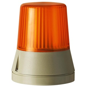 Blitzleuchte BM 230 VAC gelb Blitzfrequenz 1Hz