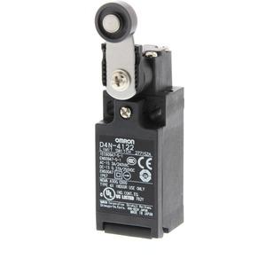 Miniatur-Sicherheitspositionsschalter 1Ö +1S M20 Metallhebel Sprungk.