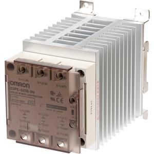 Halbleiterrelais 3-phasig 180-528VAC / 25A Ansteuerung 9,6-30VDC
