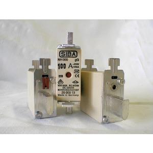 NH-Sicherung gG Gr.000 Typ NH00 16A Kombimelder