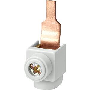 Einspeiseklemme isoliert für 1,5qmm bis 25qmm in Stiftausführungen