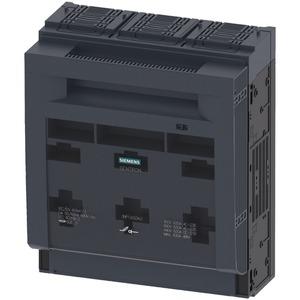 Sicherungslasttrennschalter 3pol. NH3 630A Montageplattenaufbau Abdeck
