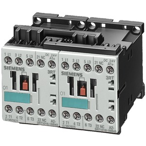 Wendekombination AC-3, 4 kW/400 V, 3-polig Baugröße S00 DC 24 V