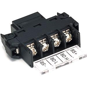 CompoNet Kabelstecker für Mehrfachanschlüsse Flachband- und Rundkabel