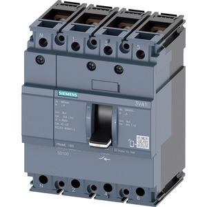 Lasttrennschalter 3VA1 IEC 160 4p In= 63 A ohne Überlast- Kurzschlussschutz