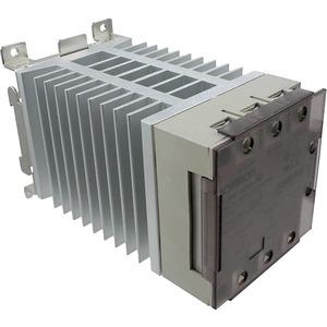 Halbleiterrelais 3-phasig (2 gesch.) 180-528VAC / 25A Anst. 9,6-30VDC