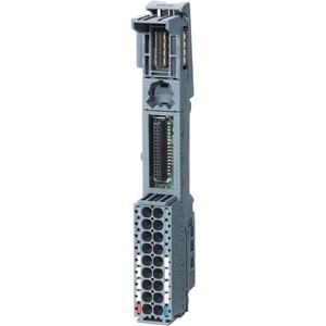 SIMATIC ET 200SP BU-Typ A1 16 Push-In 2 Einspeisekl ohne AUX gebrückt Temperatur