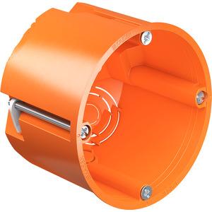 Hohlwand Gerätedose mit Geräteschrauben h=35 mm