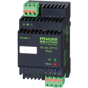 Schaltnetzteil Picco 1PH IN 110-230VAC OUT 12-15VDC 2,5A Federzug