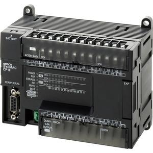 CP1E-N Kompaktsteuerung 100 bis 240V AC 18x Eingänge 12x Relaisausg.