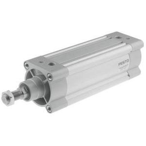 DSBC Normzyl. Kolben-dm 80 mm / Hub 30 mm / PPV - Dämpfung