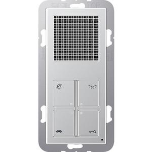 Audio-Innenstation Design Standard für die SerienAS und A bruchsicher