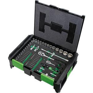 Steckschlüsselsatz Kasten SysCon SocketMax 55 teilig