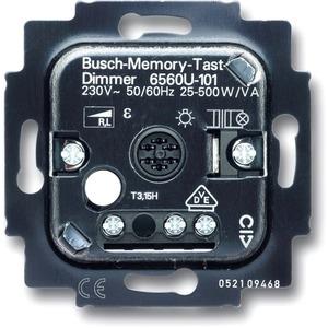UP-Dimmer,min. 20 W/VA max. 500 W/VA