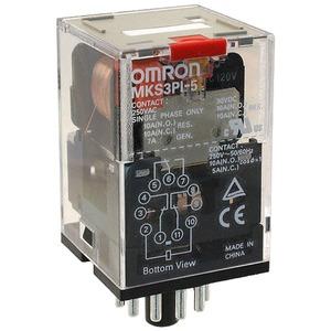 Industrierelais 3 Wechsler  230 V AC