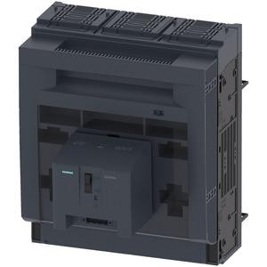 Sicherungslasttrennschalter 3-polig NH3 630A 60mm Sammelschienensystem