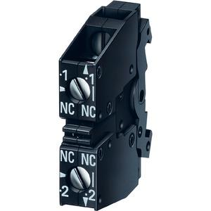 Betätiger-/Melderkomponente Schaltelement mit 2 Schaltgliedern 1S
