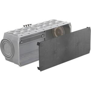 UP-Schlaufkasten für den Einbau in Beton oder Mauerwerk 250x105x94mm