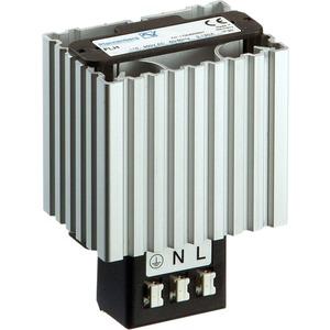 Strahlungsheizungen IP20 für den Einbau im Schaltschrank 45 Watt