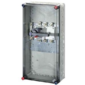 MI 7455 MI-Lastschaltergehäuse 250A 3pol +PE +N