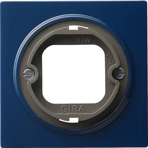 Abdeckung Lichtsignal Bajonett für S-Color blau
