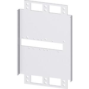 Rückseitige Verriegelung Montage Platte - Zubehör für 3VA15/25 1000