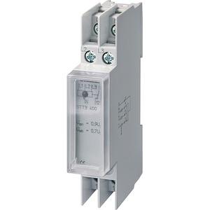 Spannungsrelais T5570 AC230/400V 1W 0,85/0,95 mit Klarsichtkappe