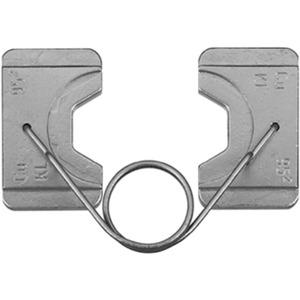 Crimpzange ungeschirmte Modularstecker 4 -polig