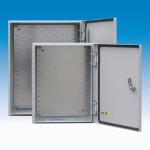 Kompakter Mittelformat Wandschrank IP56 1000 x 760 x 300 mm