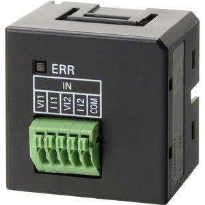 CP1 Optionsmodul für zwei analoge Eingänge 0…10V 0…20mA 12 Bit