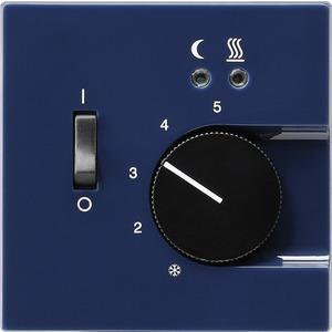 RTR 230V mit Sensor Fußbodenheizung für S-Color blau
