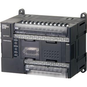 CP1E-N Kompaktsteuerung 24V DC 18x Eingänge 12x Relaisausgänge
