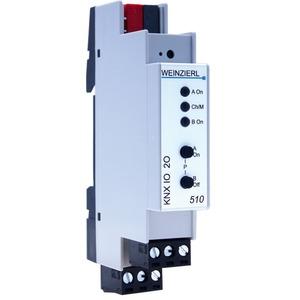 KNX IO510 Schaltaktor 2-fach REG
