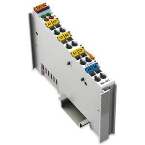 Analogeingangsklemme 2 Kanal 0/4 - 20mA 16 Bit  DC 6-18 V
