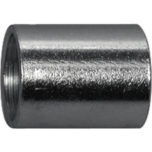Gewindemuffe Außen Ø 54mm Stahlrohr 50 verzinkt funktionserhalt