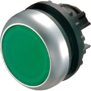 Eaton Leuchtdrucktaste flach grün blanko IP67 M22-DRL-G