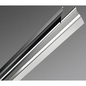Spiegelreflektor freitragend aus Aluminium SDFT LED 1500 aes