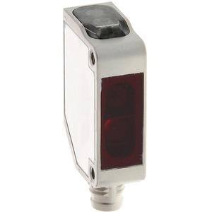 Optischer Sensor Hintergrundausblendung rote LED Metallgehäuse IP69K