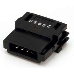 CompoNet Stecker mit Abschlusswidrestand für DNC4-TR4 Kabelbuchsen
