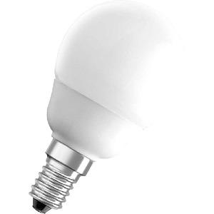 Energiesparlampe DULUX PRO MINI BULLET 6 W/825 E14