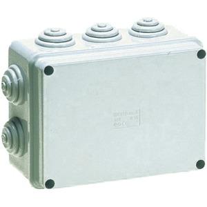Abzweigdose 120x75x50 mm IP65 CE 5 ET007