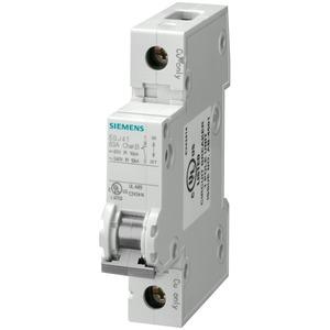 Leitungsschutzschalter 240V 14kA 1pol. C 6A UL489