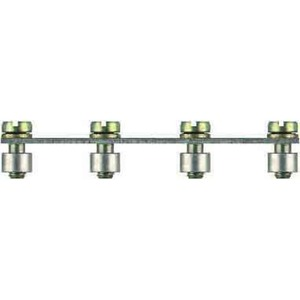 Querverbinder / Brücker für Reihenklemme WQV 50N/4